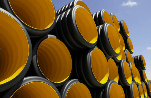 Double-Wall-Corrugated-Pipe(yellow)